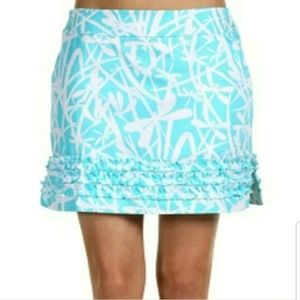 Lilly Pulitzer Shorts - Lilly Pulitzer Dragonfly Skort SZ 4